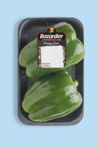 bazradier poivron x2