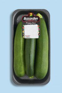 courgettes x3